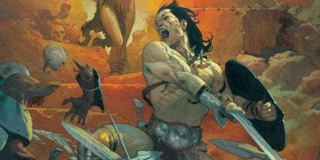 Conan Marvel