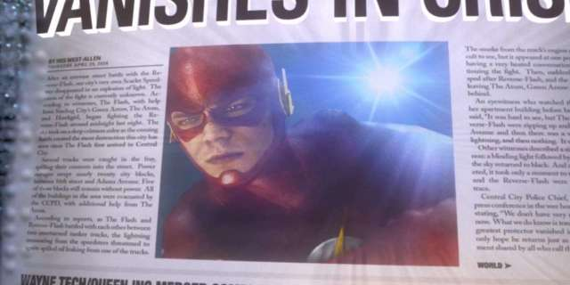 """'The Flash': Did """"Snow Pack"""" Hint at How Barry Vanishes in """"Crisis on Infinite Earths""""?"""