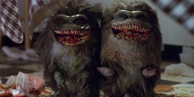critters movie blu ray