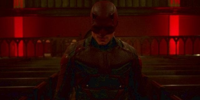 Daredevil Season 3 Bullseye Fight Scenes Marvel Comics References