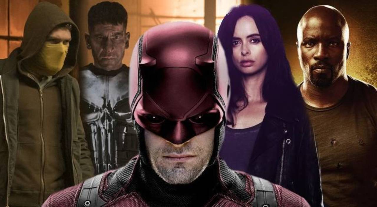 Netflix Marvel Heroes Reportedly Can't Appear Anywhere Else