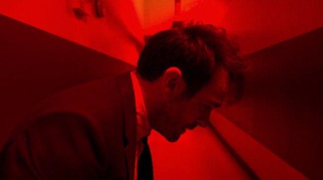 Daredevil Season 3 Prison Hallway Fight Scene