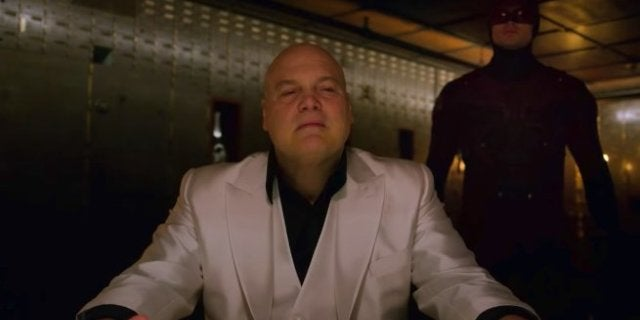 Daredevil Season 3 Reveiws Villains Kingpin Bullseye
