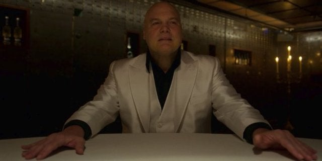 Daredevil Season 3 Wilson Fisk Kingpin Codename