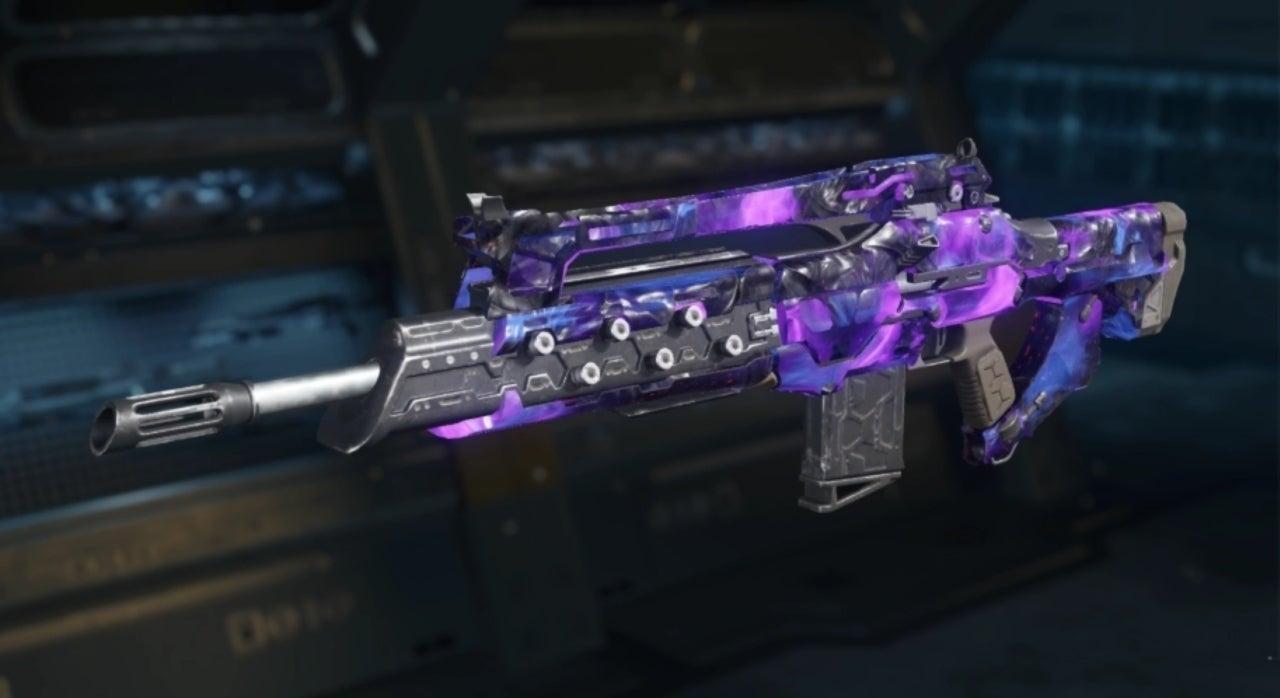 Black Ops Cold War Leak Lists Each Weapon Dark Matter Camo Returning