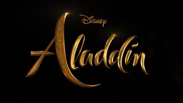 Disney Aladdin logo