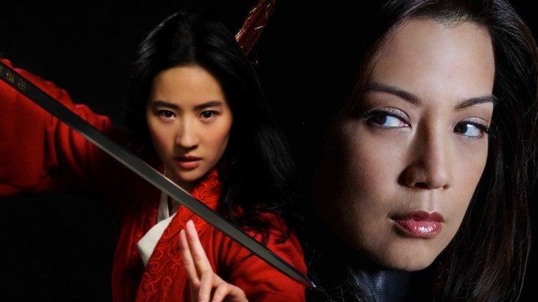 Disney Mulan 2020 Liu Yifei Ming Na Wen comicbookcom