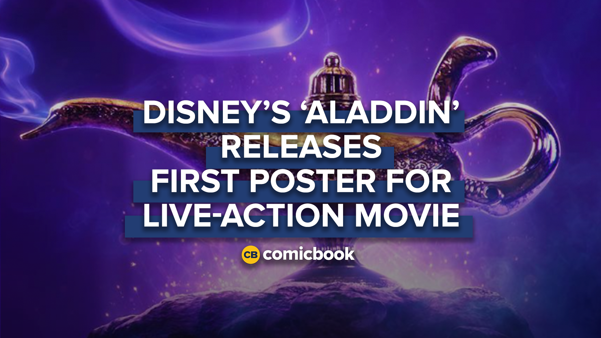 Disney Releases First Poster for Live-Action 'Aladdin' screen capture