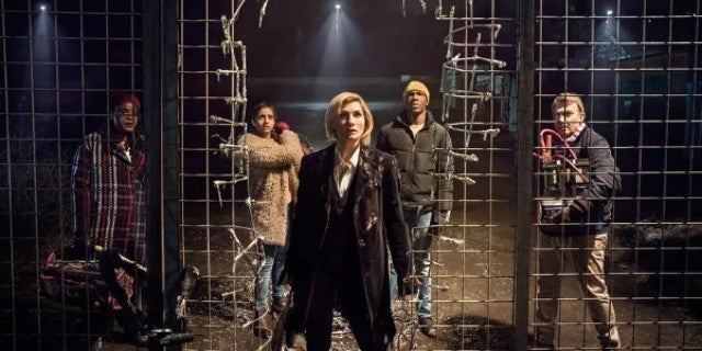 doctor who s11 monsters