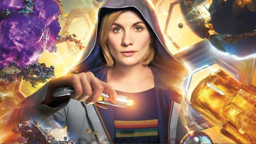 doctor who thirteenth jodie whittaker