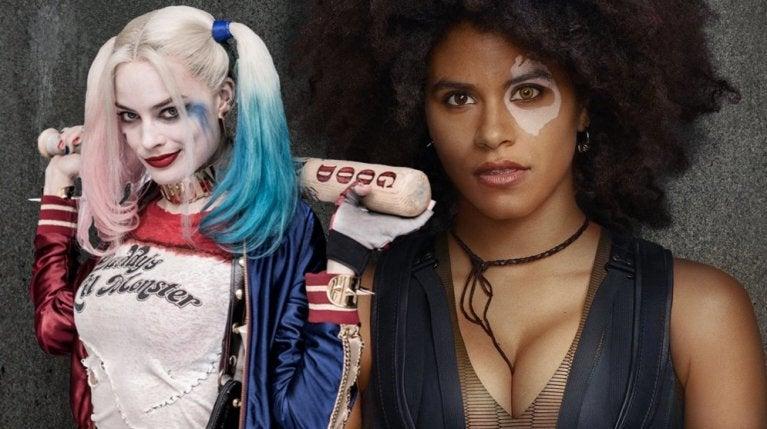 Domino Harley Quinn comicbookcom