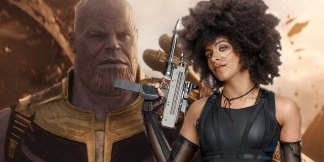 'Deadpool 2's Zazie Beetz Says Domino Would Have Beat Up Thanos In 'Avengers: Infinity War'