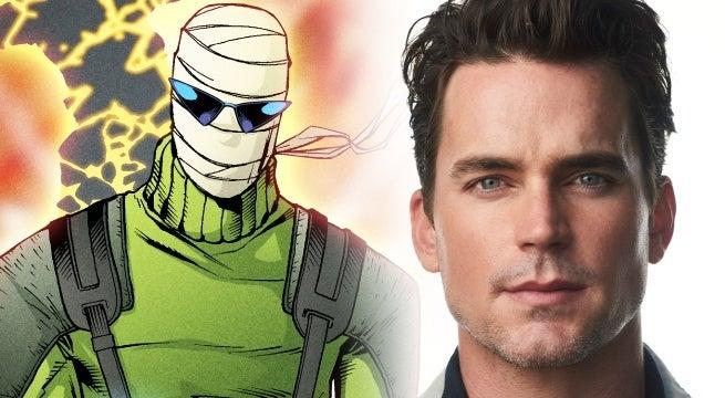 Matt Bomer Cast As Negative Man On Doom Patrol