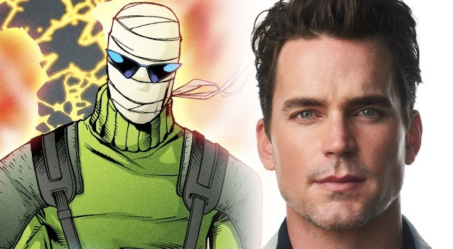 doom patrol matt bomer negative man