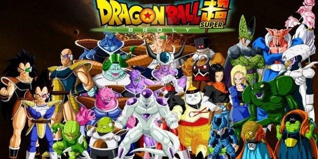 Dragon Ball Super Broly Character Cameos