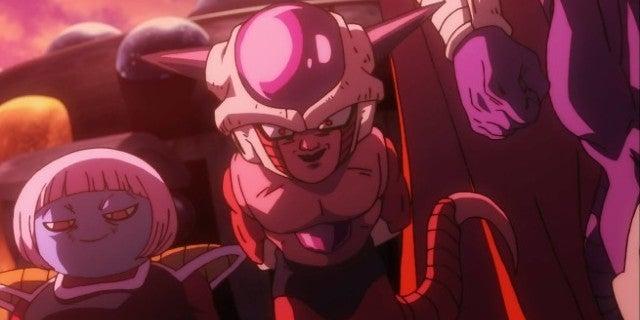 Dragon Ball Super Broly Freeza Invades Planet Vegeta
