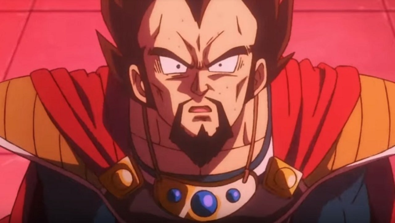 Dragon Ball Super Broly Trailer Reveals King Vegeta S Role