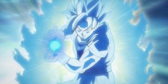 Dragon Ball Super Tournament Power Goku vs Krillin