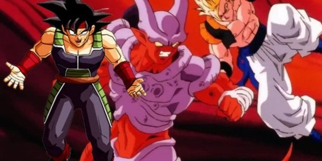 Dragon Ball Z Bardock Fusion Reborn Movies Double Feature Trailer