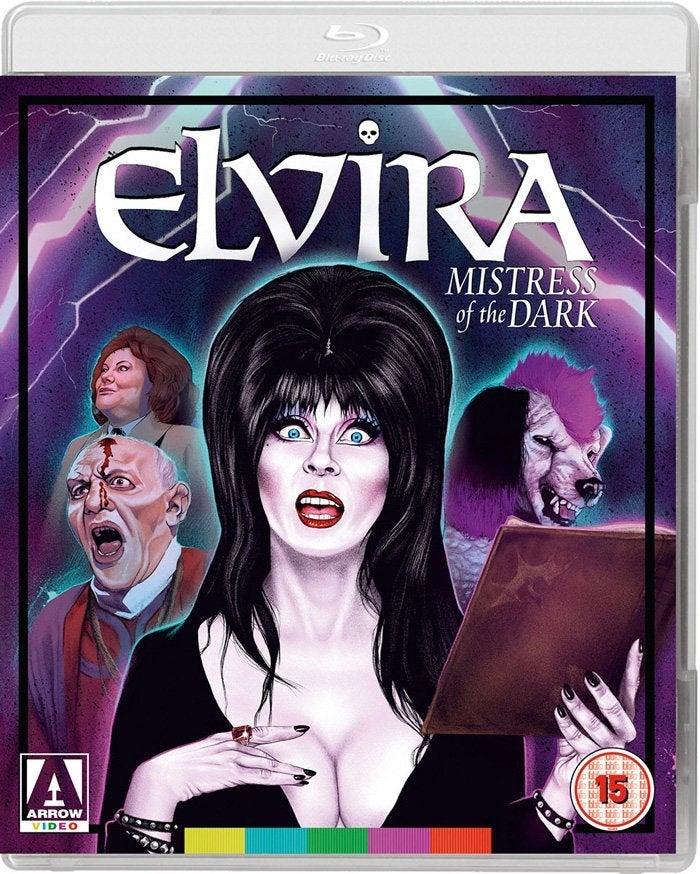 elvira mistress of the dark blu-ray arrow video