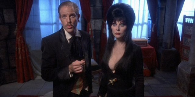 elvira's haunted hills movie