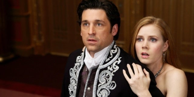 Disney's 'Enchanted 2': Patrick Dempsey Offers Optimistic ...