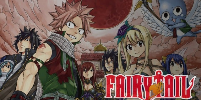Fairy Tail - Recap to the Rescue screen capture