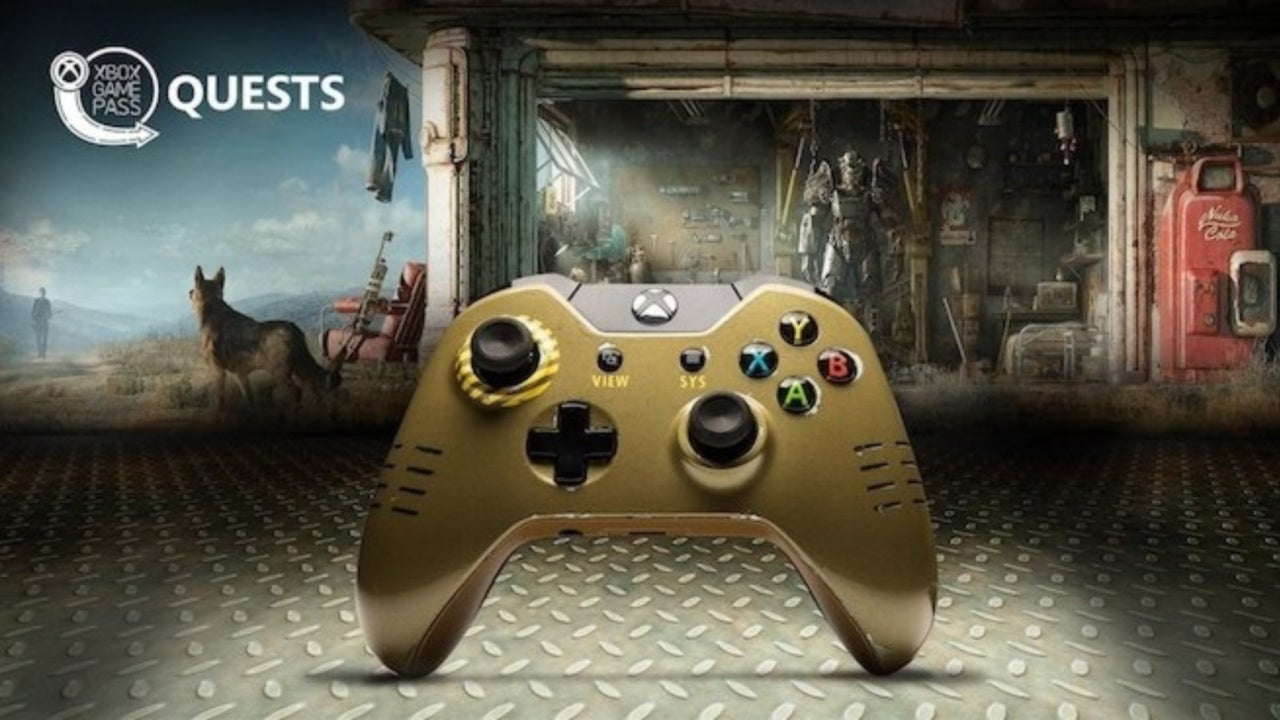 Here S How To Win This Official And Custom Fallout 4 Xbox One Controller