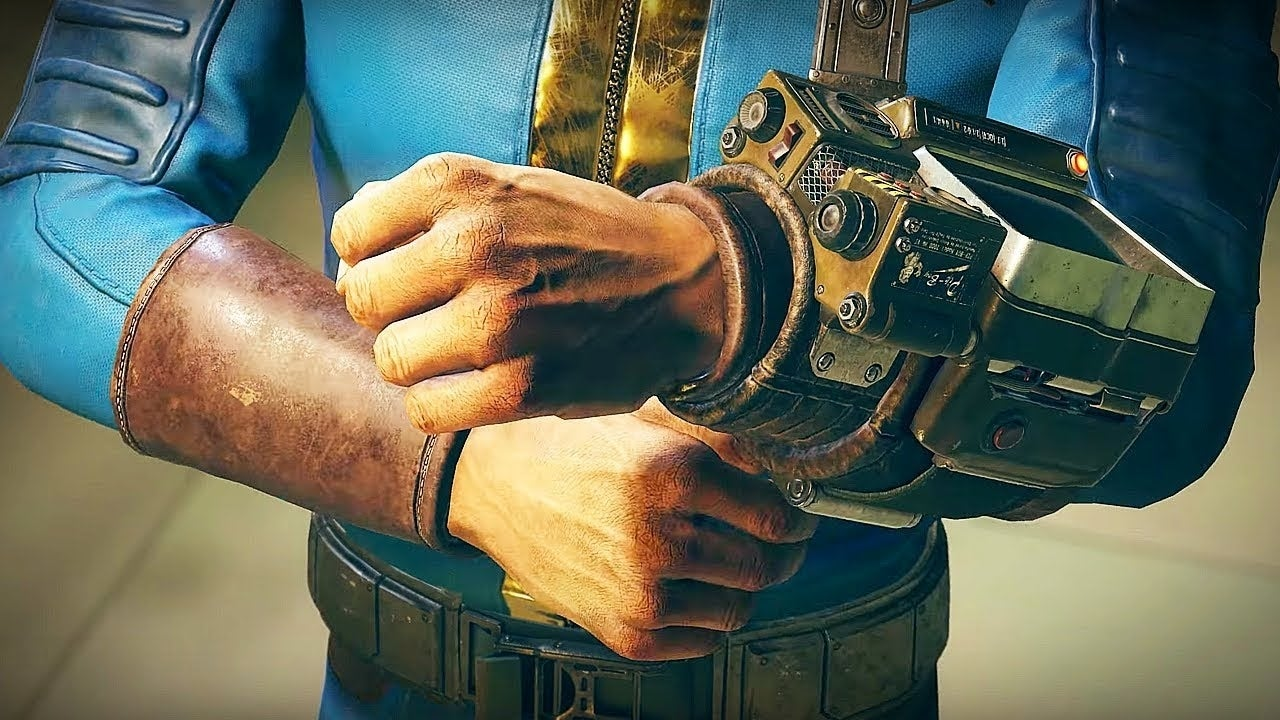 Fallout 76' Updates Will Increase Stash Size and Add Push-to