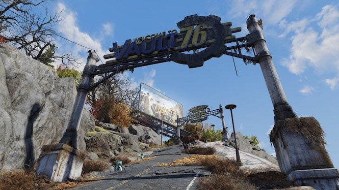'Fallout 76' Isn't Coming To Nintendo Switch, But the Next ...