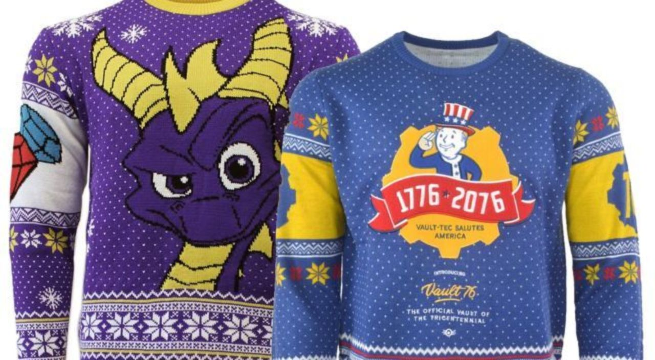 Fancy Fallout Christmas Sweater Model - Christmas Decoration Ideas ...
