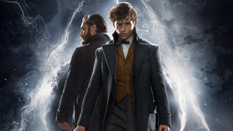 Fantastic Beasts Newt Dumbledore