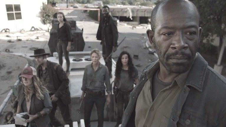 Fear The Walking Dead season 4 cast