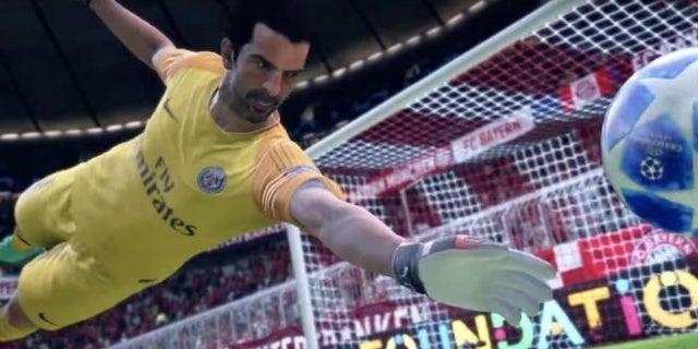 fifa 19 goalkeeper
