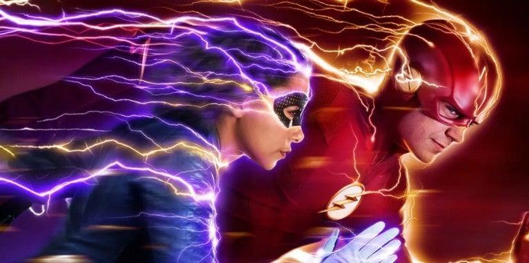 Flash season 5 Nora