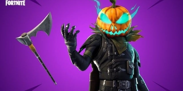 'Fortnite' Store Update Adds Hollowhead Outfit and Carver Pickaxe