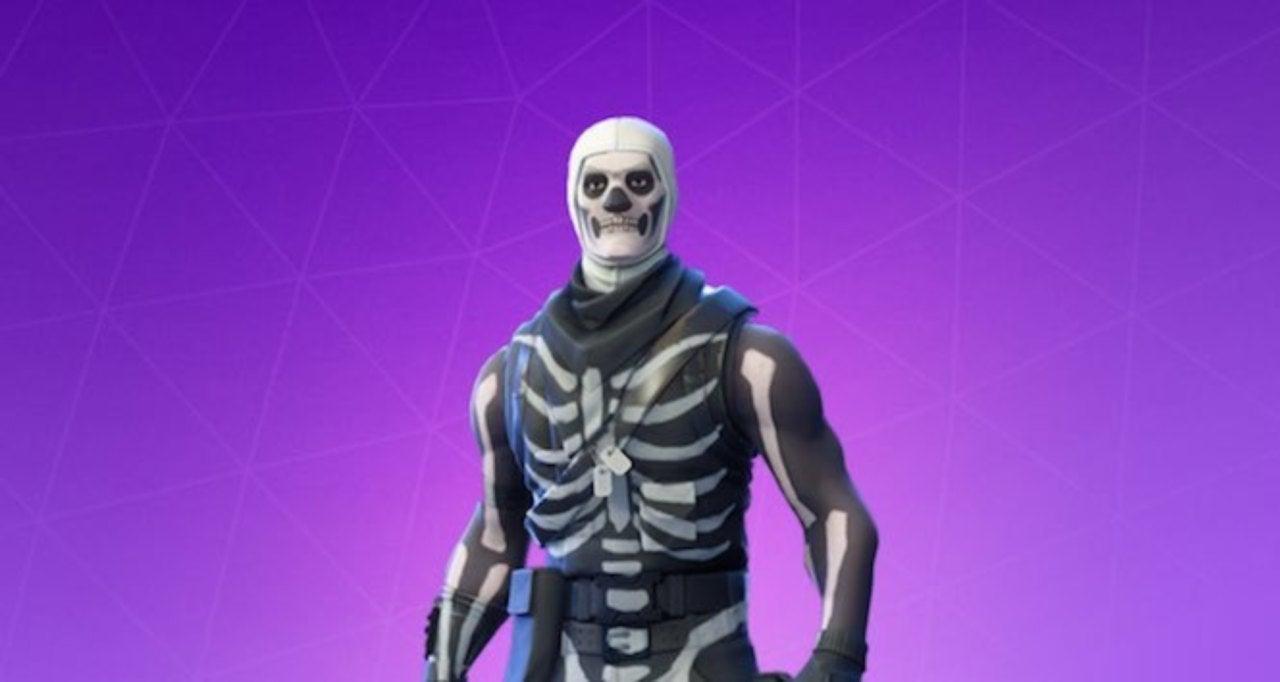 Halloween Skins Fortnite 2018.Fortnite Skull Trooper Skin Could Be Returning For Halloween