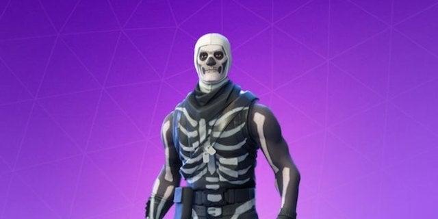 Fortnite Skull Trooper Skin Could Be Returning For Halloween