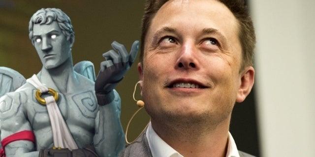 Fortnite Elon Musk