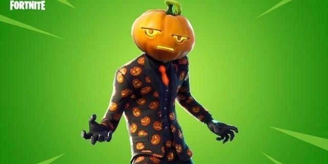 fortnite pumpkin