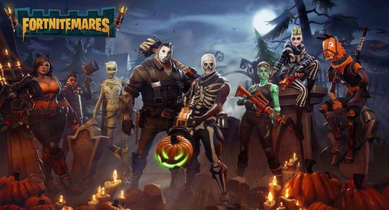 Halloween Skins Fortnite 2018.Fortnite Halloween Event Release Date Leaked