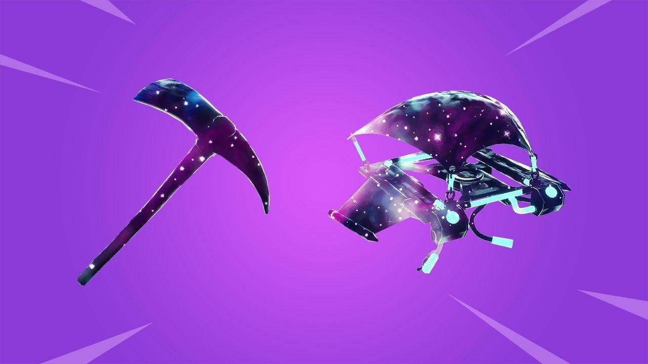 More Fortnite Galaxy Items Leak