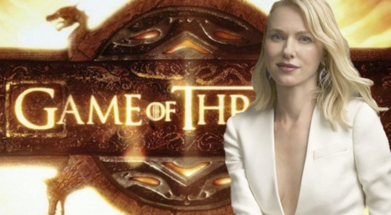 Naomi Watts Thinks Game of Thrones Fans Won't Be Let Down by the Prequel