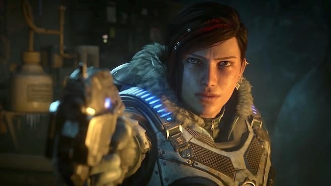 Gears 5 &quot;height =&quot; 368 &quot;Width =&quot; 655 &quot;Class =&quot; 40 &quot;Data =&quot; 1138999 &quot;/ &gt; </figure> <p>  Last Generation, <em> Gears of War </em> Now called simply <em> Gears </em>was one of the most popular series, not just exclusively for Xbox 360, but across all systems. </p> <p>  When the series continued with a soft reboot in the form of <em> Gears 4 </em> with a new developer, The Coalition, there were many skeptics, whether the studio would restore the same highs and the same magic, the Epic Games with the original trilogy has been released </p> <p>  Then <em> Gears 4 </em> released, and it is not exactly the skepticism that the series could live on with a new trilogy.The game was far from bad, but it did not ignite just the world on fire as the previous three Mainline Releases.Out It also dropped off a bit and came in at 84 Metacritic, 1<div class=