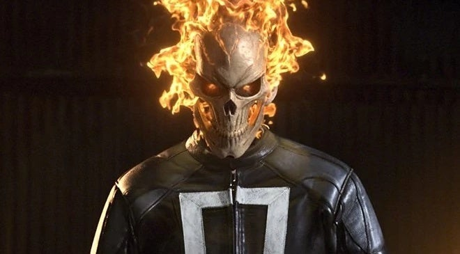 ghost rider agents of shield marvel netflix