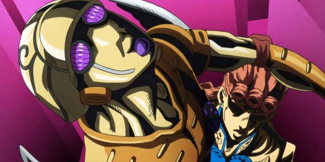 Jojos Bizarre Adventure Part 5 Reveals Golden Winds Power