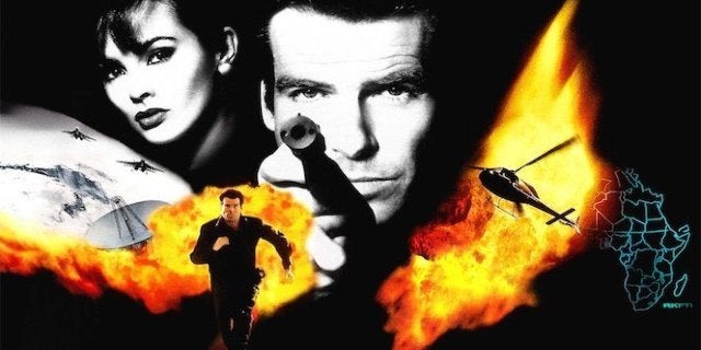 N64 Classic 'Goldeneye 007' Being Remade By Fans With Unreal Engine 4