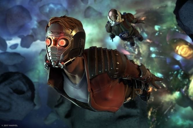 Telltale Games' 'Marvel's Guardians of the Galaxy' Development Paints a Grim Picture of the Former Studio