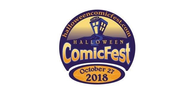 Halloween Comic Fest - Cover