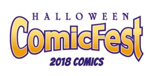Halloween Comic Fest - Cover 2